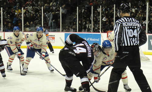 Vancouver Giants vs Regina Pats