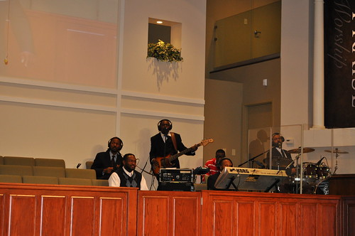 St. Luke Baptist Church Musical Explosion 2011 Featuring Keith