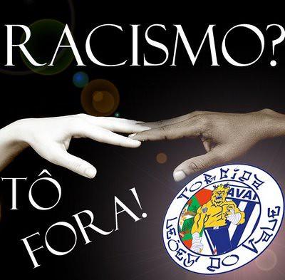 Racismo? Tô Fora