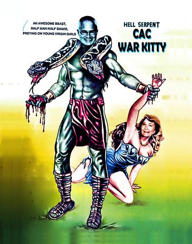 CAC War Kitty as Zuma