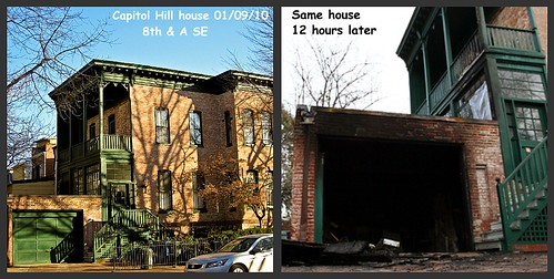 CAP HILL before&after