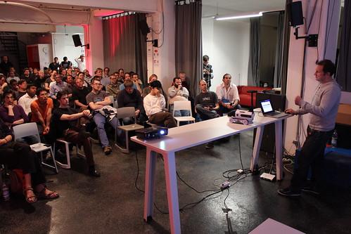 Ultracode, IoT & Robotics enthusiasts pres. Galileo, thethings.io & Veterobot