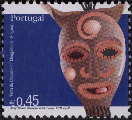 Festa do Chocalheiro, Mogadouro (Selo dos C.T.T.)