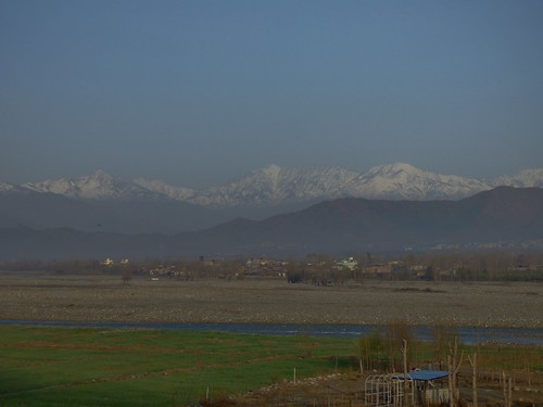 Early Morning in the Swat Valley, Khyber Pakhtunkhwa Province, Pakistan - March 2014