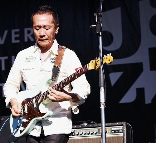 Kazutoki Umezu Kiki Band - 2011 Vancouver Jazz Fest