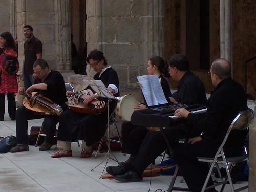 Convento Sant Agustí - Barcelona 2008