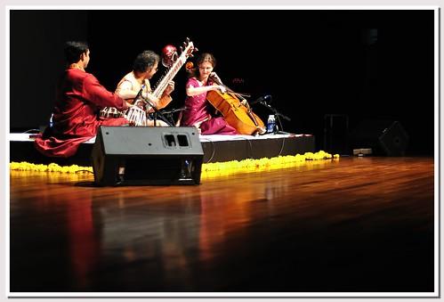 Pt.Shubhendra Rao & Saskia Rao de Haas