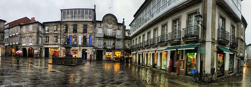 Santiago de Compostela (Galicia, España) HDR_fhdr