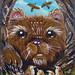Title: Old Growler - Artist: Brandy Rumiez