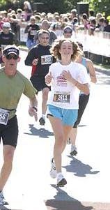 11) Half-Marathoners from Ottawa, Gatineau & Area: stats and pics (Michelle - Paxton)