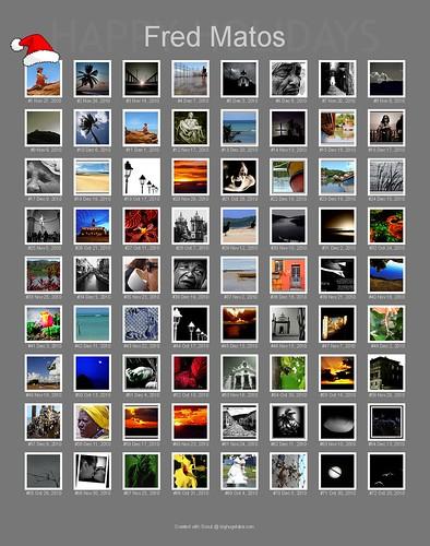 As 72 fotos mais interessantes do meu Flickr