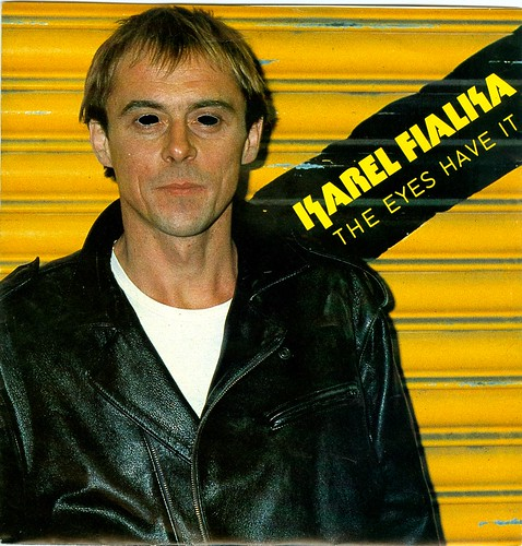Fialka, Karel - 2 - The Eyes Have It - UK - 1980-