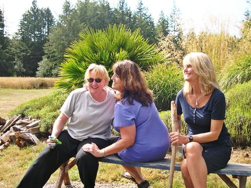 Zee, Kathy & Sharman