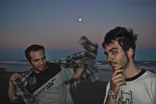 Gabriel y Tiago