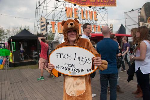 Foto: Justin van Groenendaal/3voor12