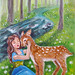 Title: Brother and Sister - Artist: Brandy Rumiez