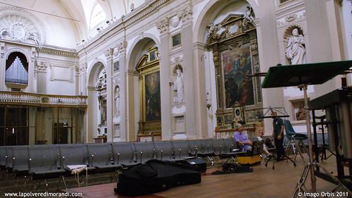 La polvere di Morandi / Giorgio Morandi's Dust | Backstage Soundtrack Recording #3