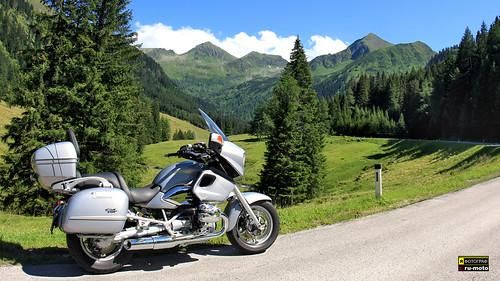 BMW R 1200 CL motorcycle trip Soelk Pass Styria Austria Europe Copyright © 2014 Bernhard Egger :: eu-moto images | pure passion 2825