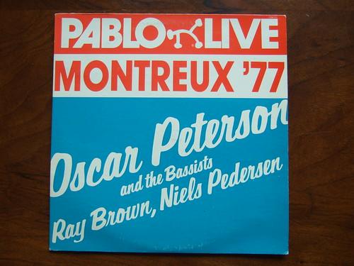 Oscar Peterson and the Bassists - Montreux '77, Dizzy Gillespie, Clark Terry, Eddie 'Lockjaw' Davis, Niels Pedersen, Bobby Durham - Pablo Live