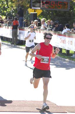 14) Half-Marathoners from Ottawa, Gatineau & Area: stats and pics (Stephen - Vincent)
