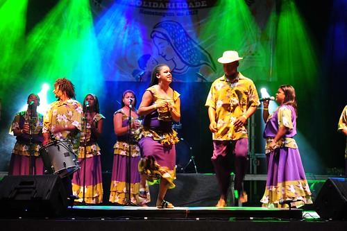 Coco Raízes de Arcoverde no Natal no Sítio Trindade (25/12/10)