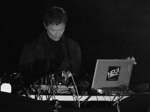 Michael Rother and Hallogallo
