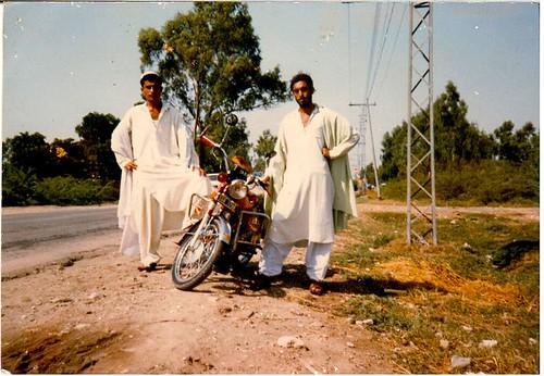 Shadat khan karam khel & Sajid khan Mooch