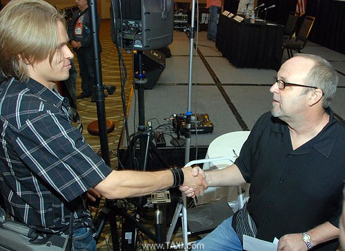 Film/tv Composer Kevin Kiner At TAXI Road Rally 2010