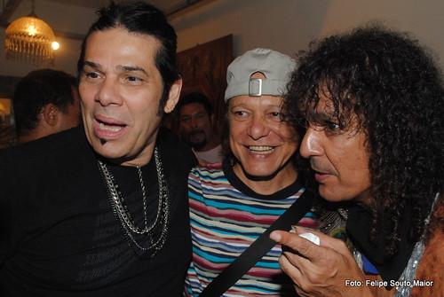 Pepeu, Armandinho e Luiz Caldas