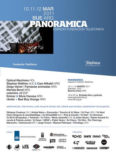 PANORAMICA 2011