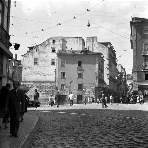 Rua da Palma, Mouraria, 1937-46