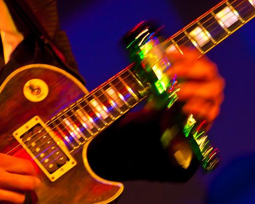 Guðmundur Pétursson - Reykjavík Blues Festival 2011