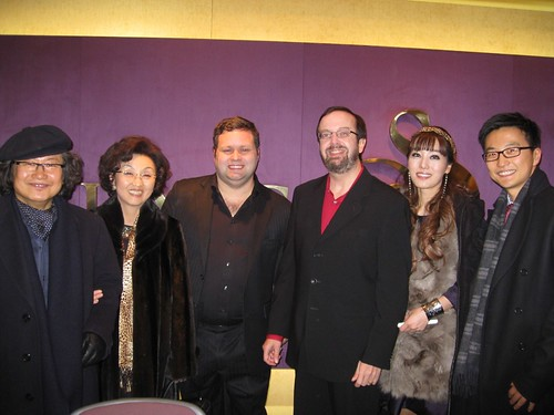 Kevin Kern, Paul Potts, Yisabel and Yim Pyung-yong