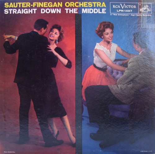 Straight Down the Middle  — Sauter-Finegan Orchestra