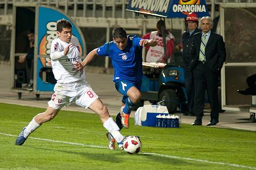 Zagreb - Dinamo 02.04.11. @ Kranjceviceva