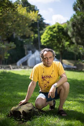 Barbaros Sansal, créateur de haute-couture et porte-parole de la communauté LGBTI