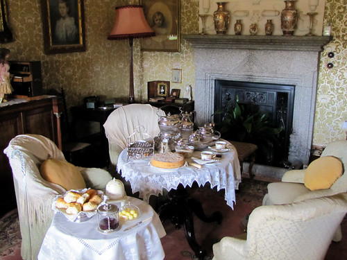 Time for tea and scones