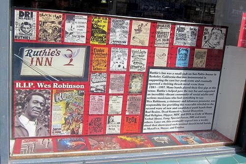 Berkeley - Rasputin Music: East Bay Punk - Ruthie's Inn