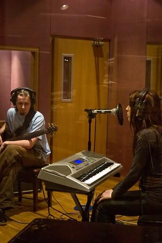 Lunic documentary studio  (03/04/08)
