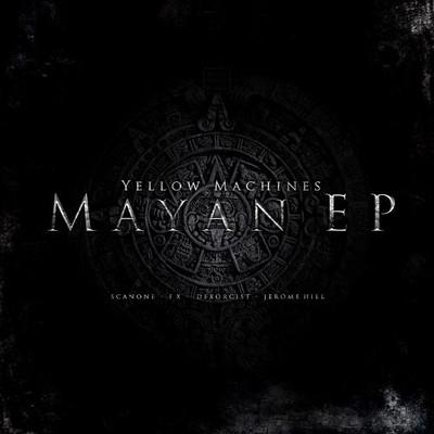 V.A. - Mayan EP [Yello Machies] ハードコア・ブレイクビーツ〜レイヴ再燃!!...