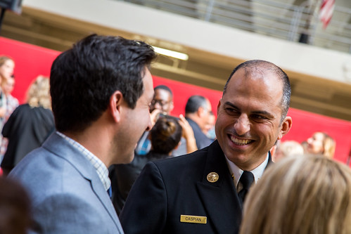 LAFD Promotional Ceremony 11.10.16