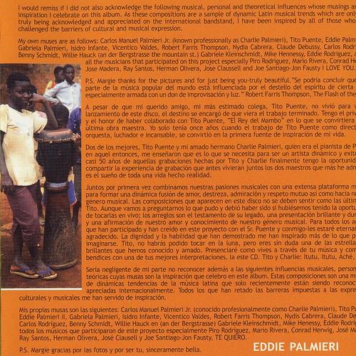 Tito Puente / Eddie Palmieri – Masterpiece/Obra Maestra