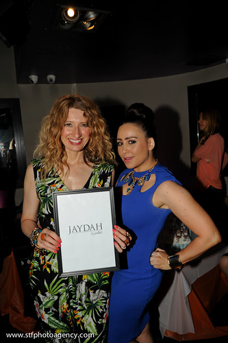 The Holiday Boutique launch party being geld at Aura Mayfair. Hosted by Junaid Ahmed.
