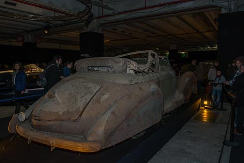 1948 Talbot Lago T26 Record Cabriolet par Saoutchik (745 000 â¬)