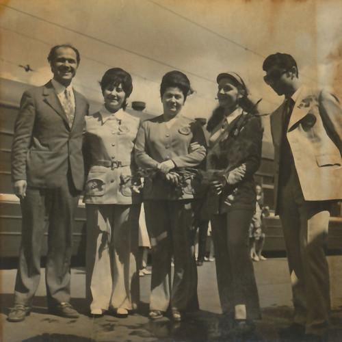 Eugen Doga, Nadejda Cepraga, etc. (1972).