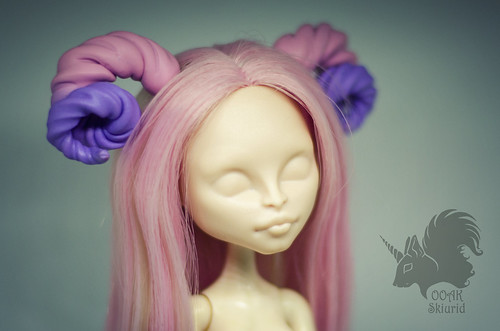 Cute horns for Monster or Ever after high