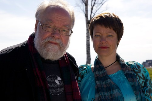Kaj Chydenius & Taru Nyman