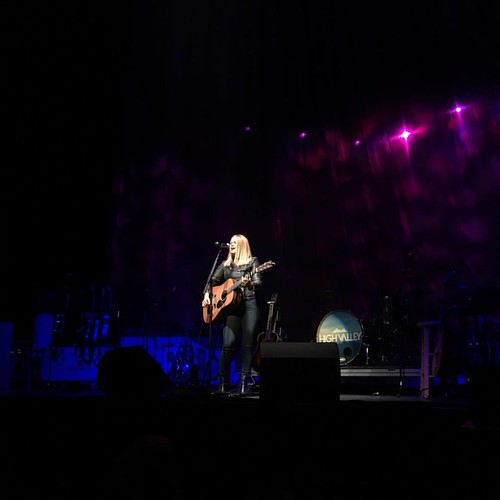 Hailey Whitters, opening for Martina McBride on the Love Unleashed Tour.