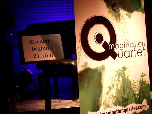 Imagination Quartet @ Kunstfabrik Schlot, Berlin, 4.10.2013