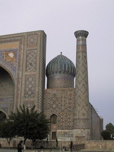Ousbekistan - Samarkande